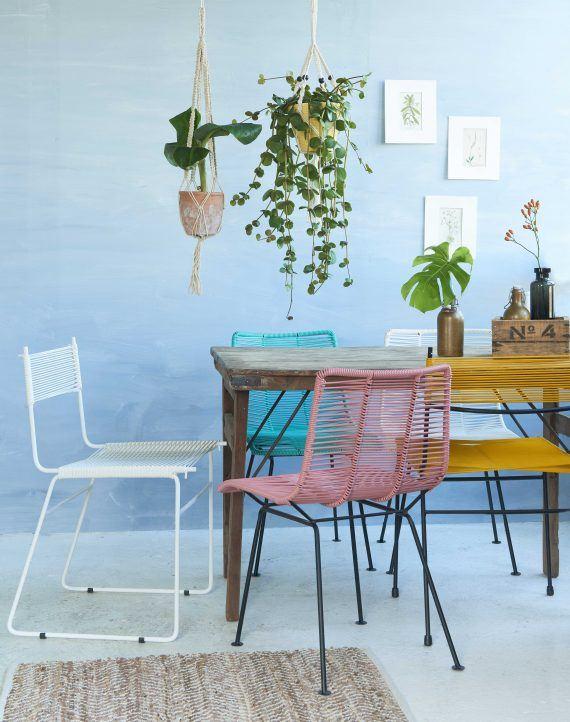 Polanco & Rosarito stoelen Fairfurniture