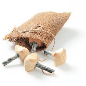 Ubud chair screws