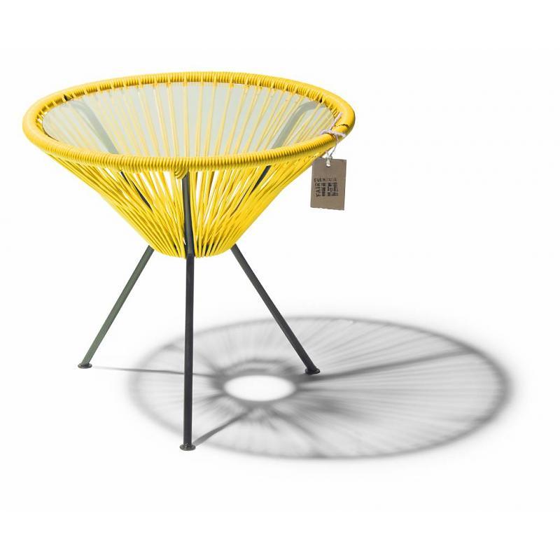 Mesilla Japón amarilla Fair Furniture