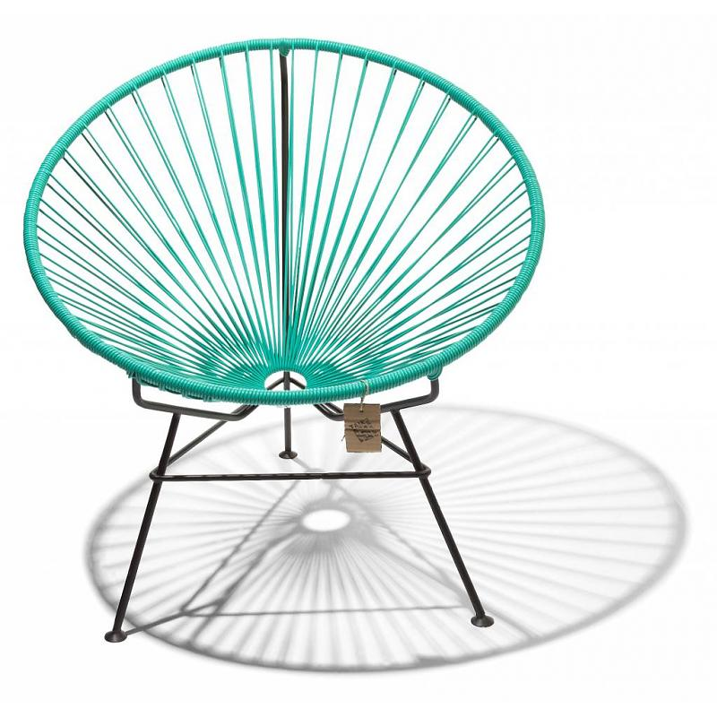 Condesa lounge chair turquoise Fair Furniture