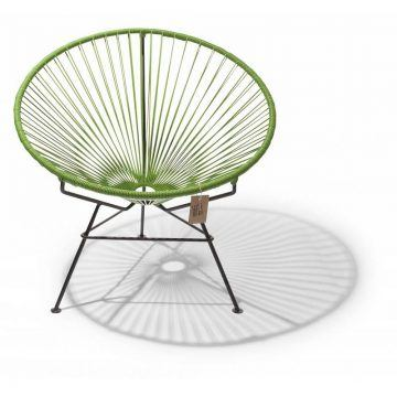 Condesa stoel olijfgroen