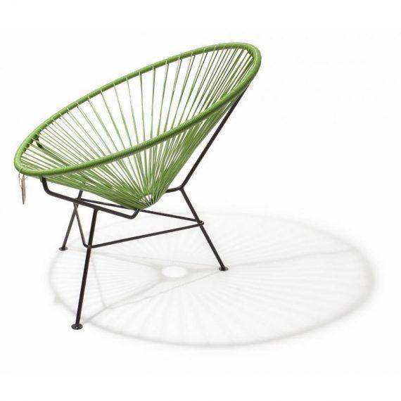 Condesa stoel olijfgroen 2