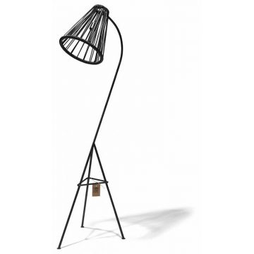 Black Fair Furniture Floor lamp Kahlo