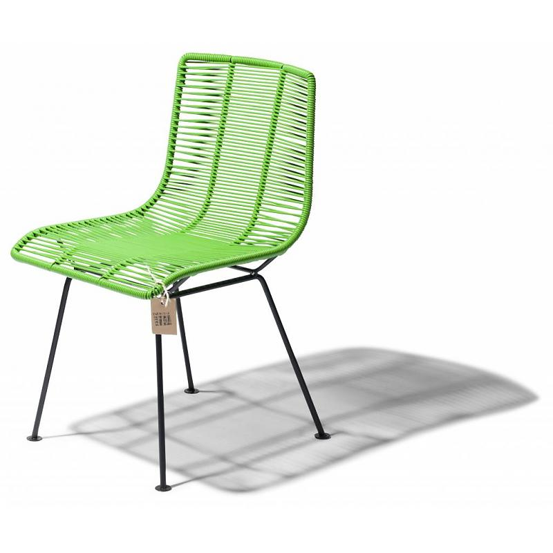 Fair Furniture dining chair apple green