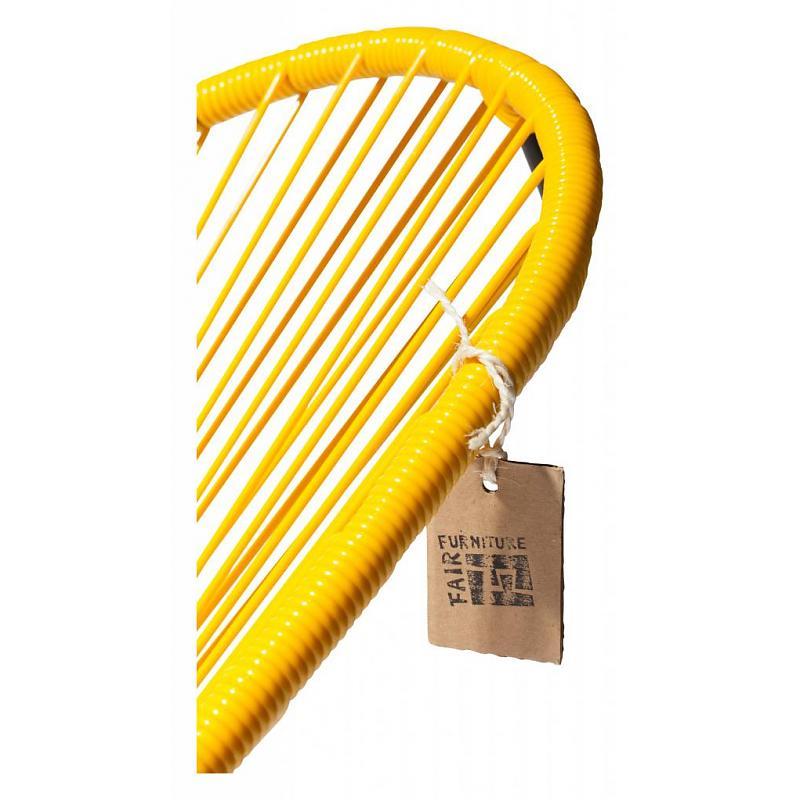 detalle pvc amarillo