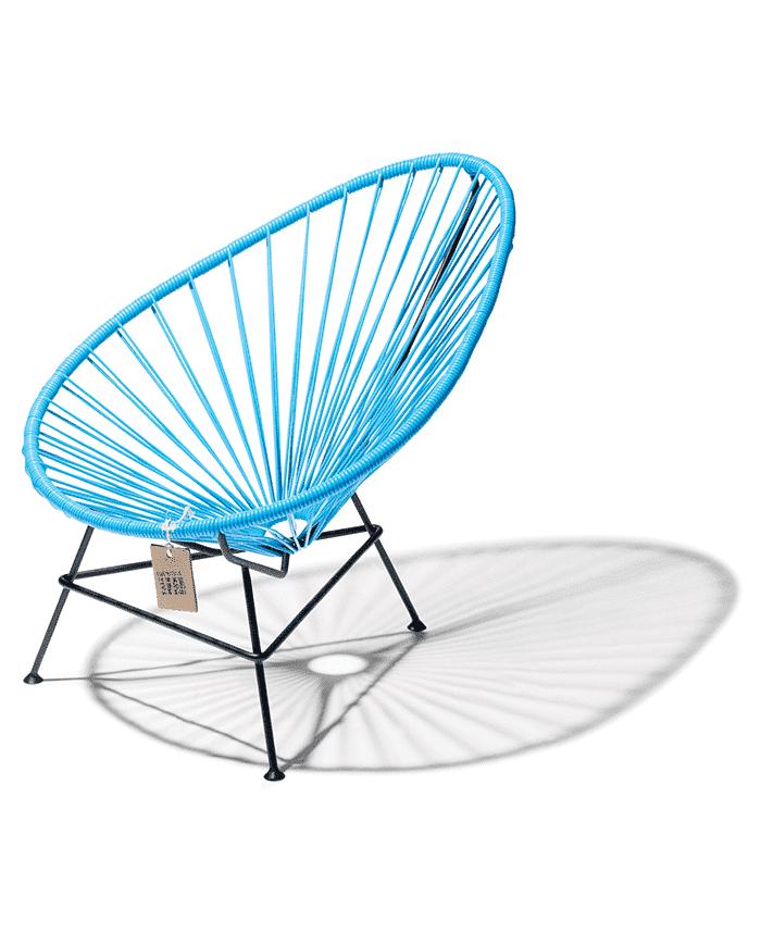 acapulco stuhl blau. Black Bedroom Furniture Sets. Home Design Ideas