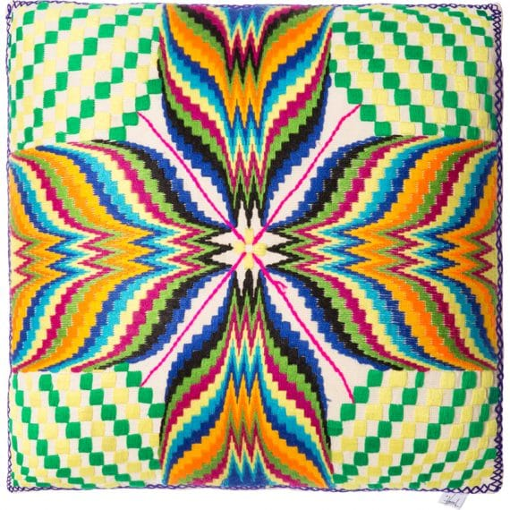 Dilván cushion Puebla 2